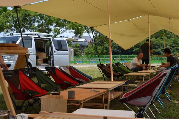 高知 キャンプ 196 越知町 宮の前 キャンプ場 スノーピーク プロデュース