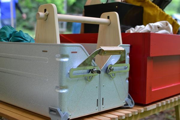 シェルコン シェルフコンテナ 25 50 スノーピーク 道具箱