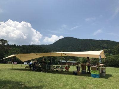 四国 愛媛 キャンプ 千本高原 キャンプ場 196 グランピング