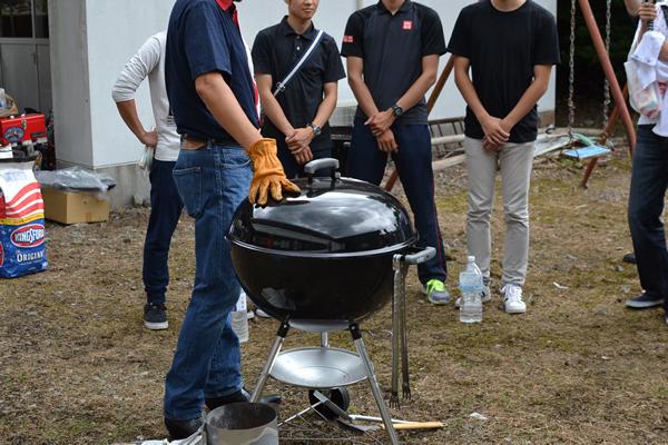 ウェーバー 炭 炭火 BBQ バーベキュー 検定 高知 はたやま 初級