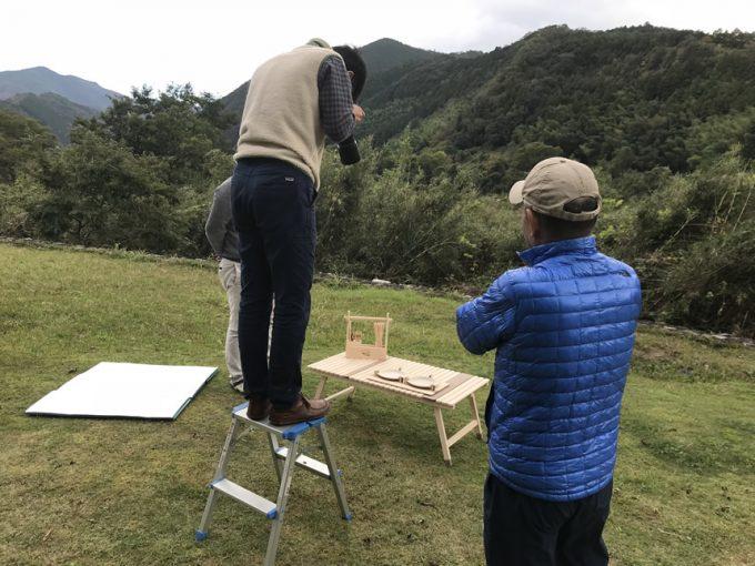 196 キャンプ 商品撮影