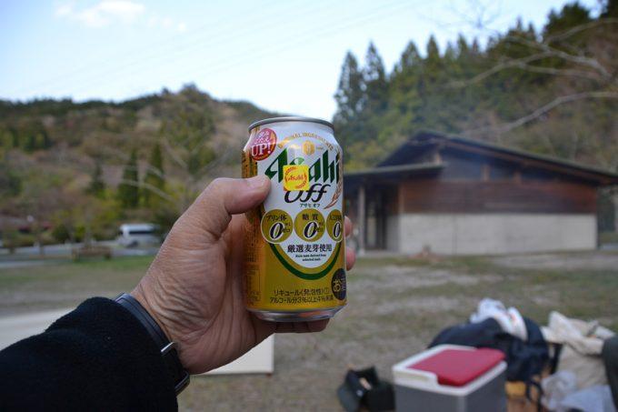 キャンプ 焚き火 宴会