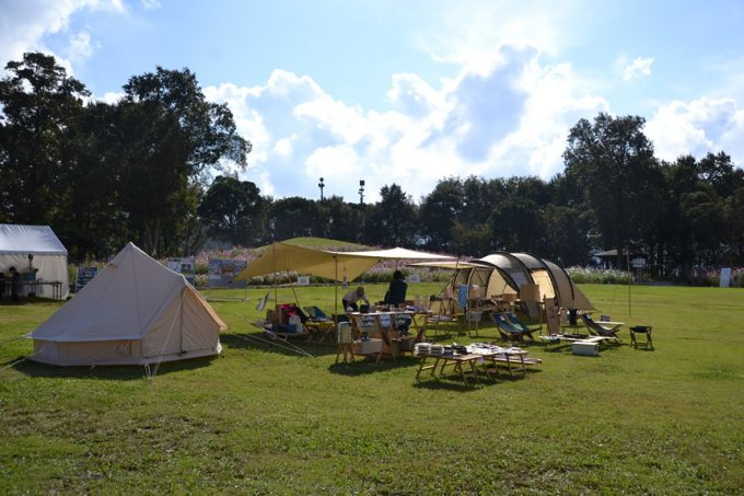 アウトドアパーク Outdoor Park in 讃岐まんのう公園 2018 香川