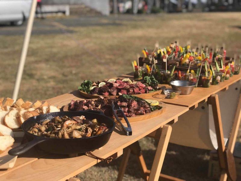高知 グランピング ヤシイパーク ヤシィ グランピング 料理 インスタ映え キャンプ