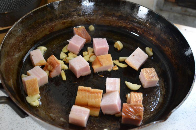 キャンプ 料理 簡単 時短 インスタ映え ぎゅうぎゅう焼き