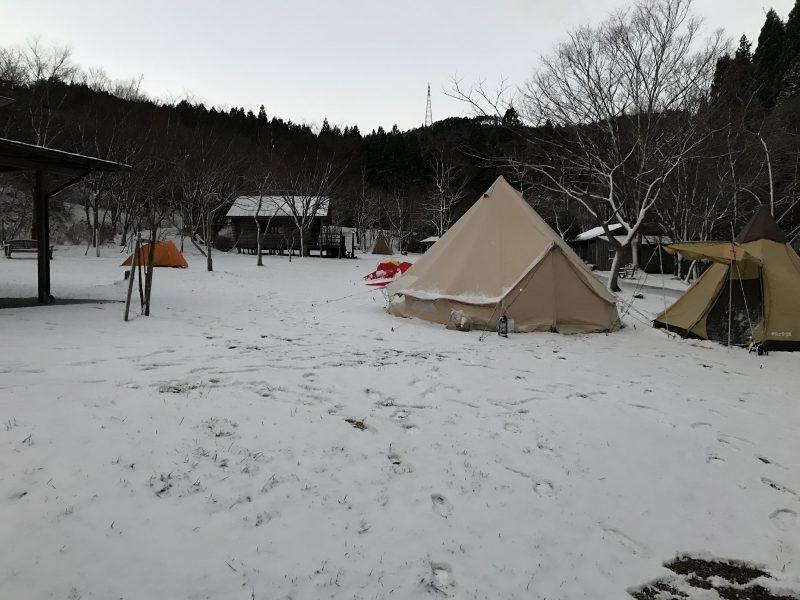 高知 キャンプ 甫喜ヶ峰 利用案内 車の乗り入れ不可