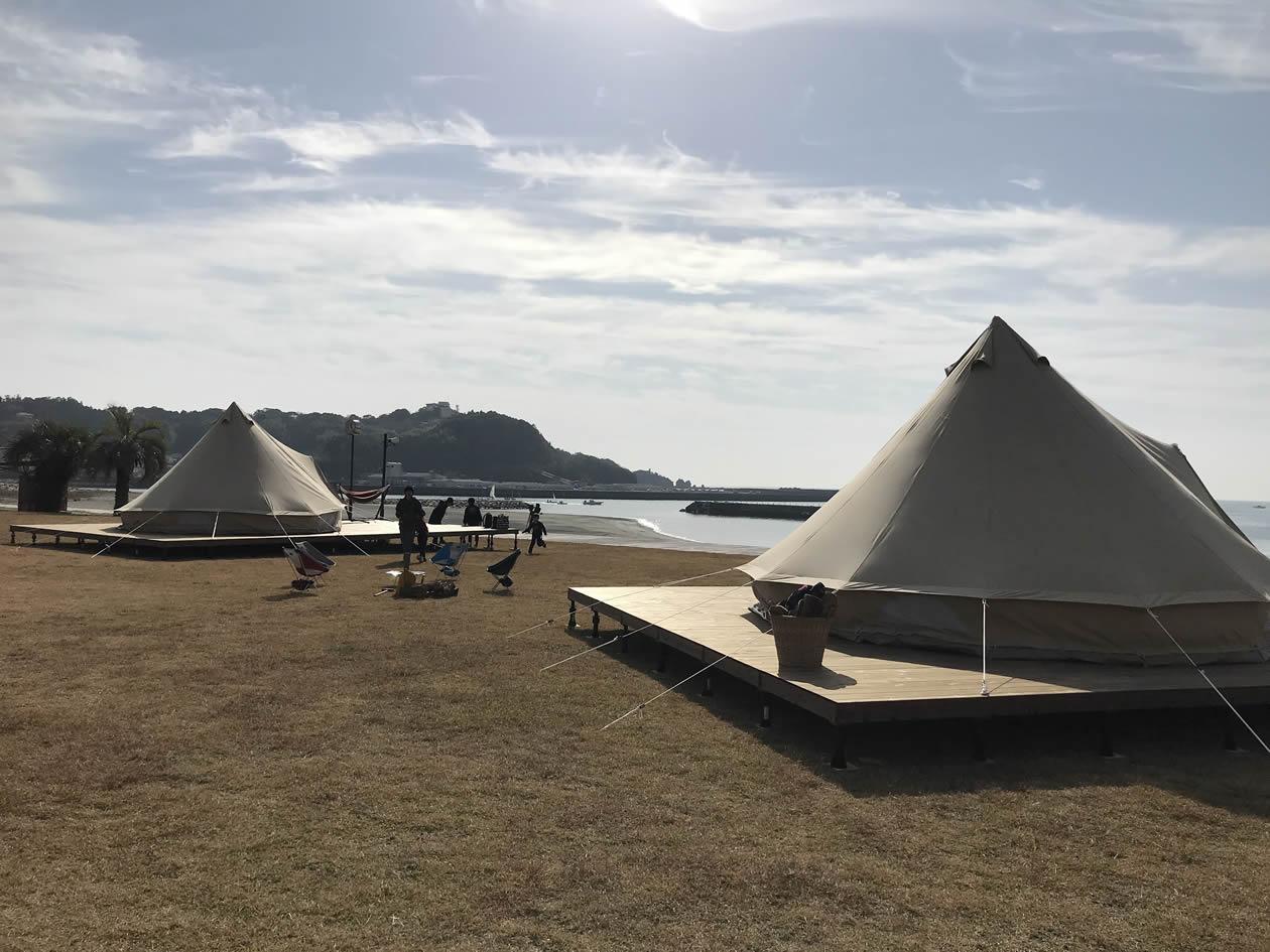 高知 キャンプ GW ゴールデンウィーク 夜須 ヤシィパーク