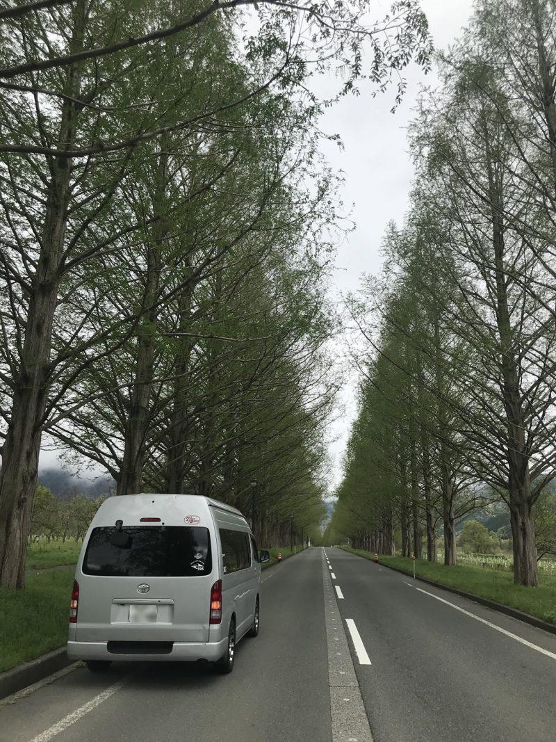 OUTING アウティング 2019 キャンプ マキノ高原