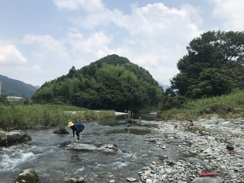 SUP 高知 196 そらみる 四万十川 吉野川 ラフティング カヌー