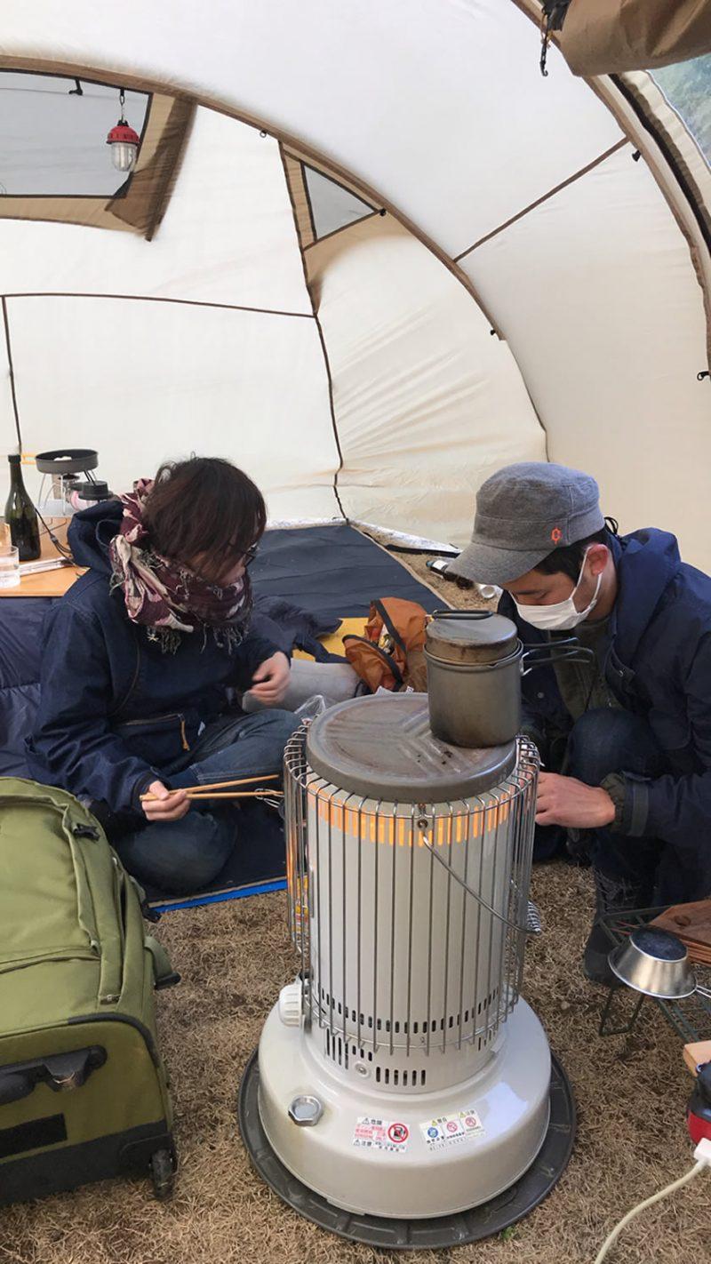 キャンプ 高知 こいしゆうか 佐久間亮介 ホンダキャンプ HONDA CAMP 撮影