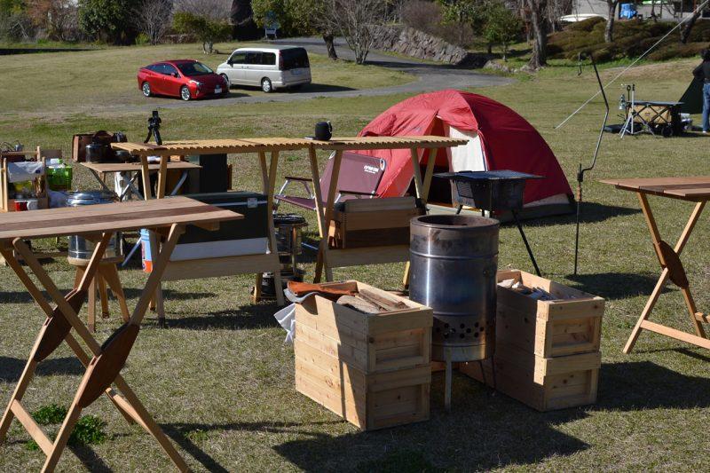 高知 四万十 四万十川 四万十町 キャンプ キャンプ場 焚き火 料理