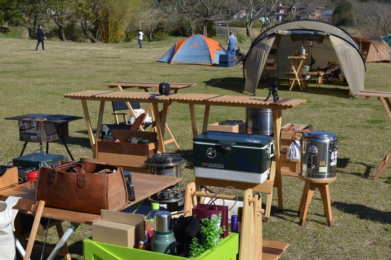 キャンプ BAR バー カウンター ハイテーブル